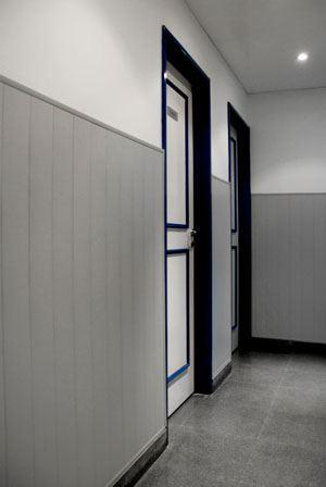 Revestimiento de pared en pvc for Revestimiento paredes pvc