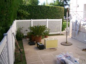 Cercos para jard n ax011 ax007 - Cercas para jardines ...